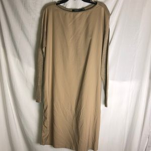 Cream dress Large